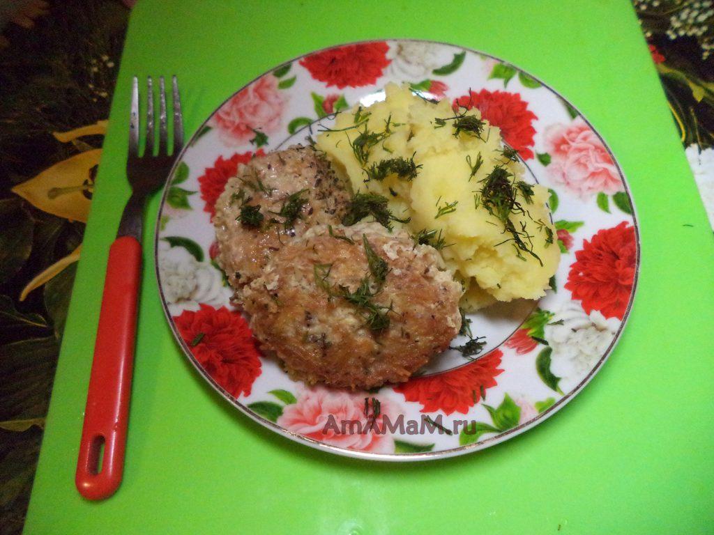Котлеты из вермишели - рецепт