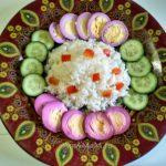 Рассыпчатый рис (простой рецепт)