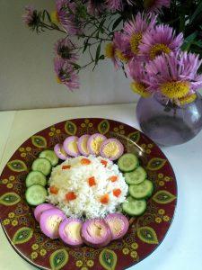 Рис на сливочном масле рассыпчатый (каша)