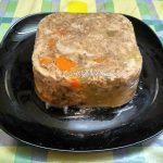 Рецепт холодца из рульки и оокрочков