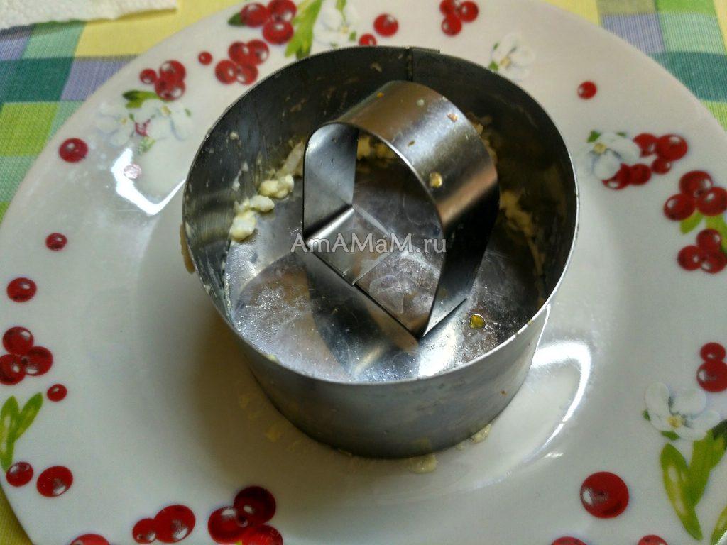 Кольцо кондитерское (кулинарное) - фото