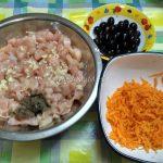 Рецепт террина - нарезка