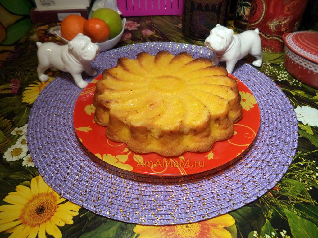 Пироги с морковью - рецепт с медом и апельсином