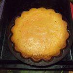 Выпечка морковного пирога с апельсинами