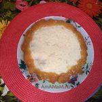 Украшение торта вареньем