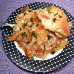 Что готовят из курицы в духовке - бедрышко запеченное с гарниром