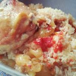 Курица с рисом и вермишелью