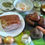 Борщ по-флотски - все, что нужно для супа