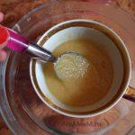 Приготовление теста для меловых пряничков