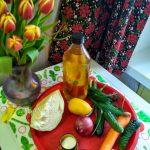 Капустный салата - что требуется