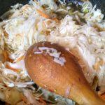 Кислая капуста - фото и рецепт супа