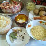 Что кладут в суп Капустняк - состав продуктов