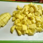 Картошка в нарезке для супа