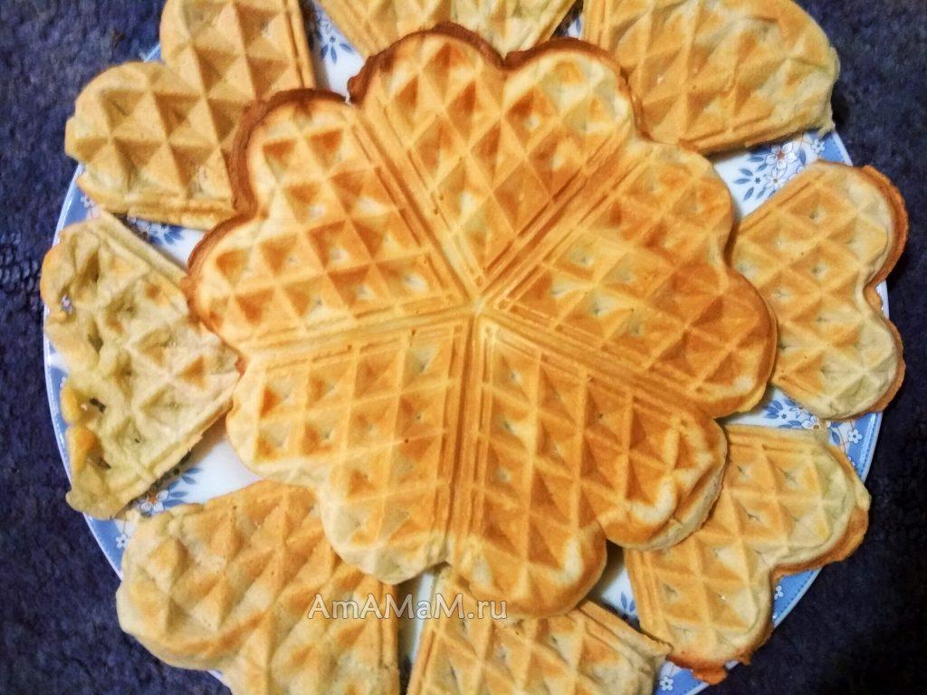 Печенье вафельное венское
