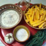 Рецепт приготовления жареной тыквы