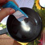 Приготовление желе - разводка желатина