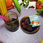 Ингредиенты желе из варенья и желатина с ягодами