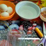 Как нанести на яйца мраморный рисунок