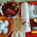 Мраморные яйца - что необходимо