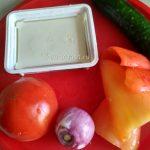 Что кладут в шопский салат - фото и рецепт