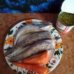 Рецепт утшеного минтая - пошаговые фото