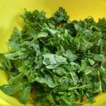 Руккола в нарезке для салата