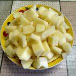 Картофель в нарезке для супа