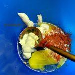 Приготовление запеканки из кабачков, делаем тесто