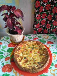 Рецепт вкусной запеканки из кабачков