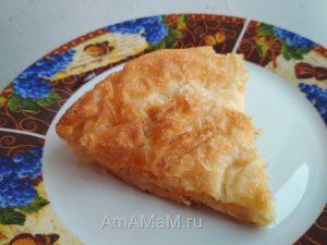 Пбхпзмкая закуска из лаваша с сыром (ёка)