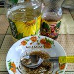 Приготовление маринада для кабачков