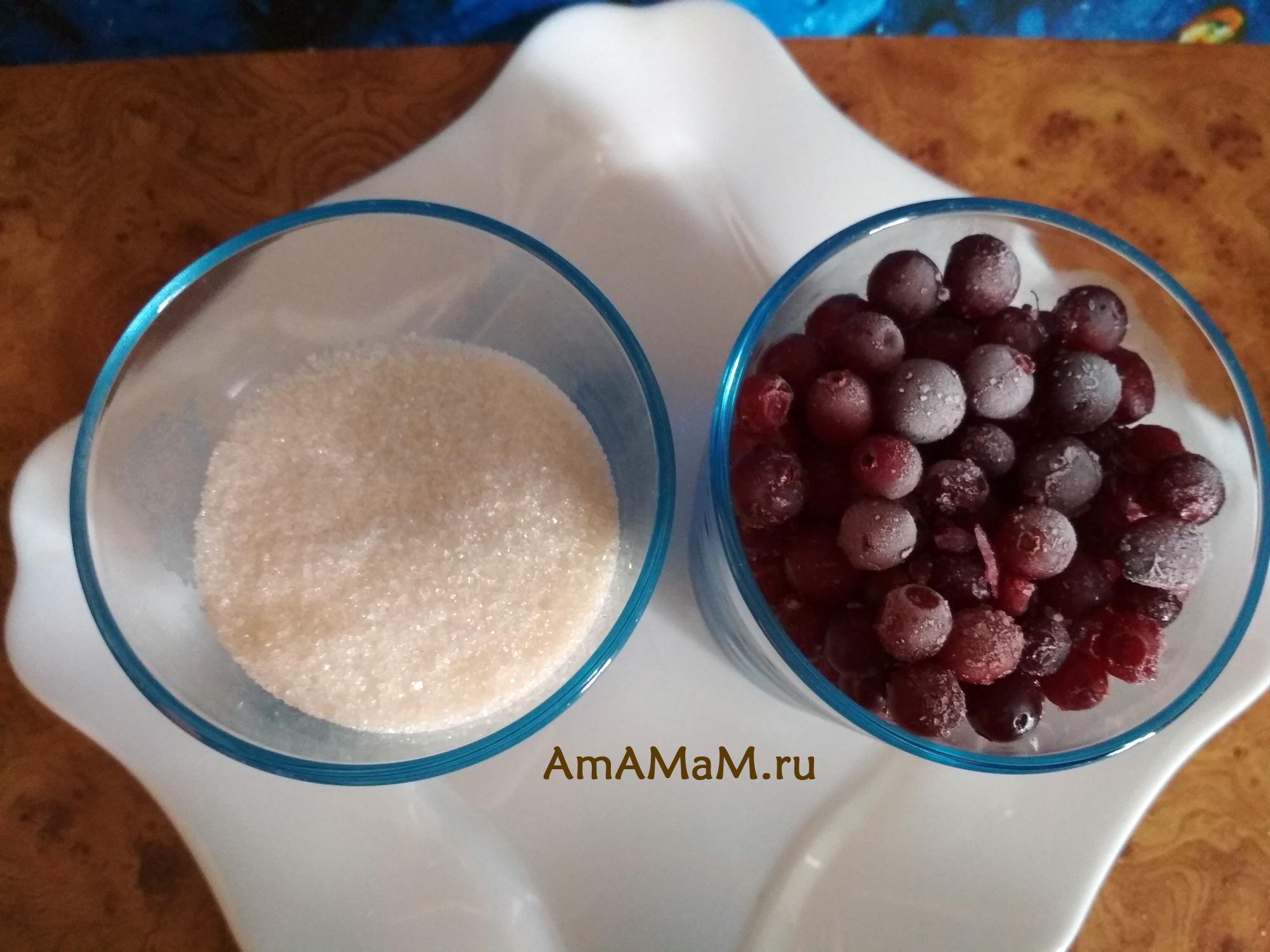 Компот из замороженной вишни: варим вкусный и полезный напиток
