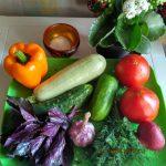 Что нужно для засолки овощей (малосольных)