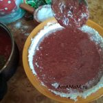Тесто из печени для оладий