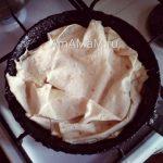 Лаваш - простой пирог с мясом без духовки