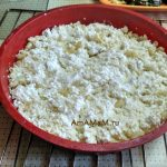 Приготовление макароние макаронной запеканки с яйцами и творогом