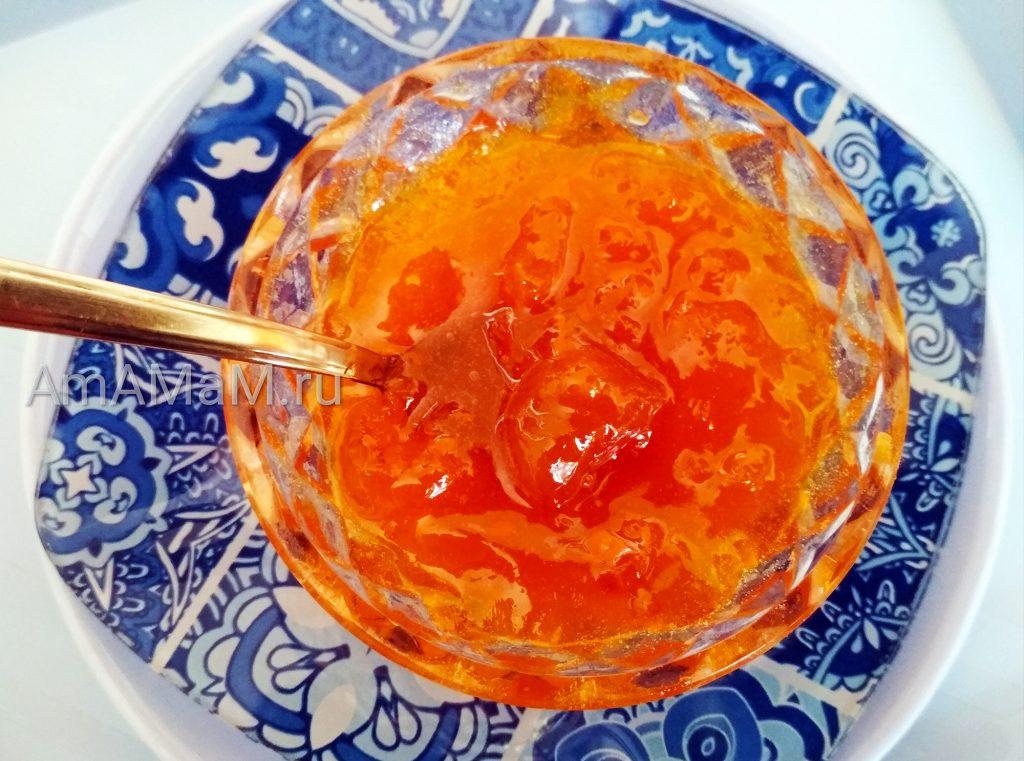 Варенье из абрикосов - состав, пропорции и рецепт