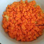 Морковь для приготовления кабачковой икры