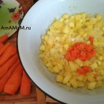 Морковь и кабачки - фото и рецепт икры