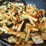 Кадича - приготовление баклажанов по-корейки