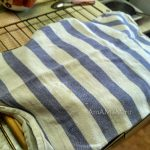 Остывание пирога после выпечки