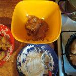 Способ жарки куриной грудки в соевом соусе в муке