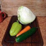 Состав блюда - что нужно для салата из капусты