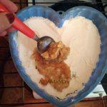 Пироги насыпные - простой рецепт