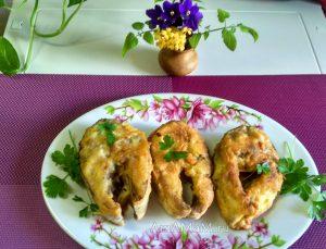 Лакедра - рецепт жареной рыбы в панировке