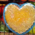 Приготовление насыпного пирога 3 стакана