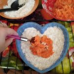 Пирог с морковью и яблоками - рецепт