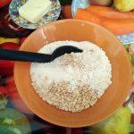 Готовим насыпной пирог - пошаговые фото