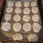 Приготовление овсяного печенья- рецепт