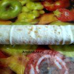 Рулет с грибами из лаваша - приготовление грибного пирога